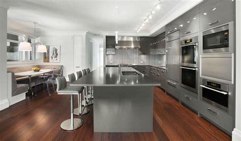 modern grey kitchen cabinets wondrous grey granite countertops with large kitchen