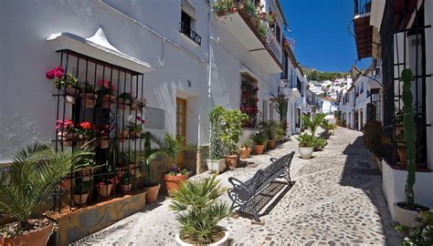 rustic blue holiday guide  andalucia spain jimena