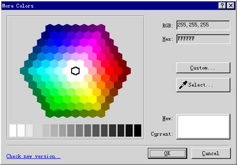 color picker for visual c net free