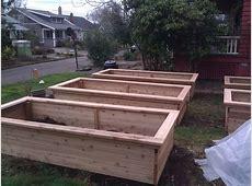 Best Wood For Raised Garden Beds Garden Box Raised
