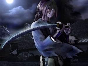 best anime characters: Roronoa Zorro vs. Kenshin Himura ...