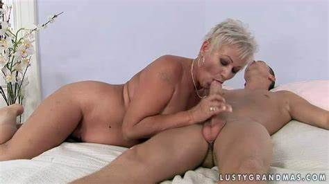 Comely Grey Haired Youthful With Small Body And Puss