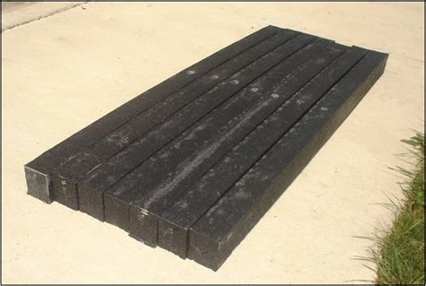 buy recycled plastic landscape timbers home