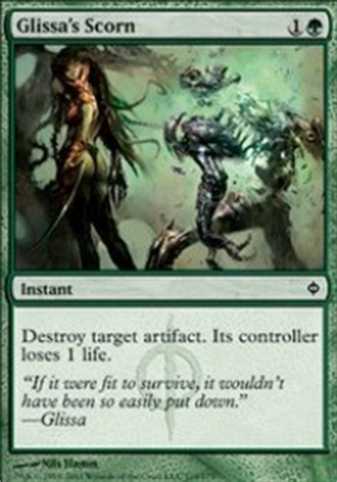 Mtg Infect Deck Tapped Out by U G Infect Modern Mtg Deck
