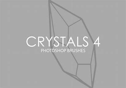 Brushes Photoshop Crystals Brusheezy