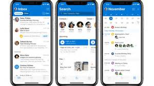 microsoft outlook getting mode to support ios