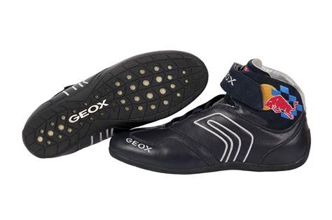 Geox F1 Red Bull Schuhe Blau Boots U22g1m