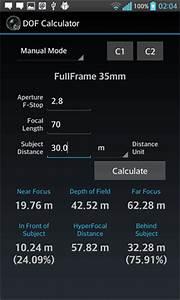Schärfentiefe Berechnen : android apps f r das smartphone des fotografen ~ Themetempest.com Abrechnung