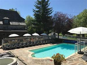 piscine chauffee au camping argences en aubrac aveyron With chambres d hotes aveyron avec piscine