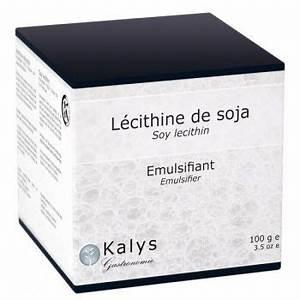 Lecithine de soja cuisine moleculaire cuisine for Lecithine de soja cuisine