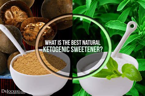 natural ketogenic sweetener drjockerscom
