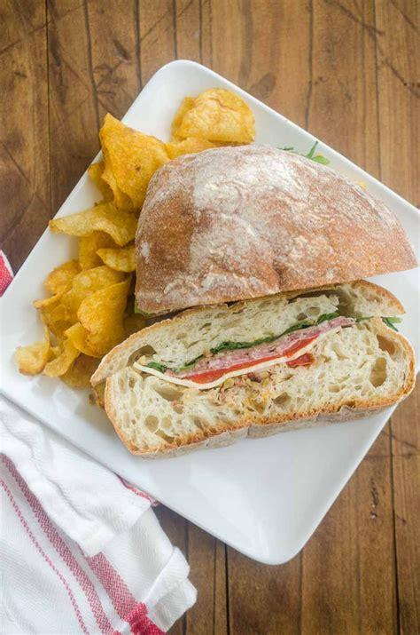 italian pressed sandwiches recipe lifes ambrosia