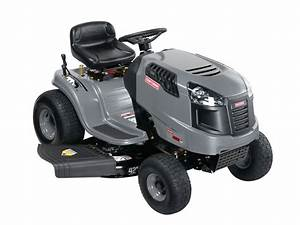 Manual A 1998 Craftsman Riding Lawn Mower