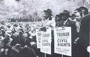 On Sept. 19, 1946, Truman met with civil rights officials ...
