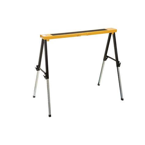 harbor freight folding table foldable adjustable sawhorse woodworking tools