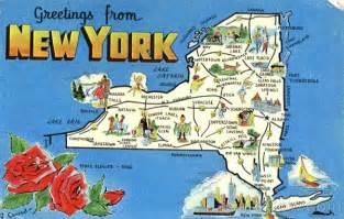 Christmas Tree Syracuse Ny by New York Tourist Map Scenic Ny