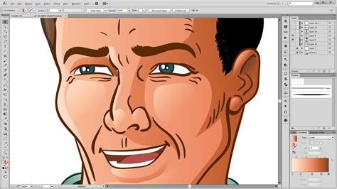 drawing  coloring tutorial adobe illustrator