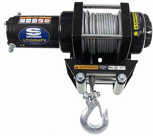 Wiring Diagram For A Warn Z3500 Winch