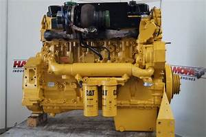 Used Caterpillar -c18 Engines Year  2012 For Sale