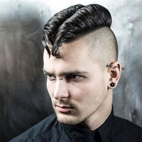Cool Hairstyles by 71 Cool S Hairstyles 2017 Rockabilly Boy Haircuts