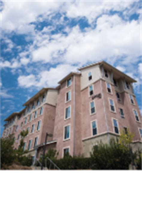 Cal Poly Cerro Vista Floor Plans by Residence Halls Apartments Housing Cal
