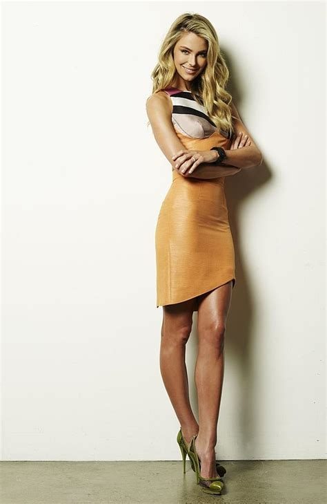Jennifer Hawkins Has The Hottest Legs In Australia According To A New Survey Dailytelegraph