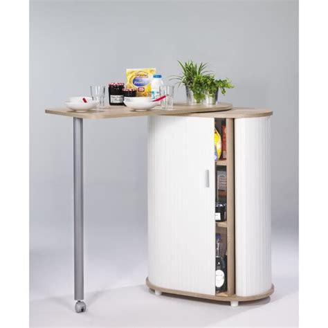 table de cuisine gain de place buffet cuisine gain de place