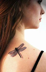 Dragonfly Tattoos - Askideas.com