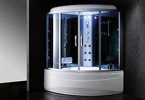 Baignoire Angle Douche : baignoire douche hammam omega 138 s thalassor fabricant baln o et douche hammam ~ Voncanada.com Idées de Décoration