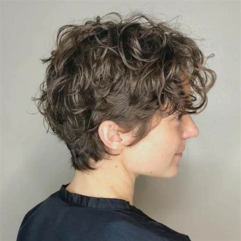 141 Easy To Achieve And Trendy Short Curly Hairstyles For 2020