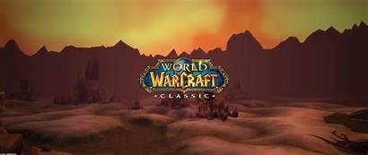 Wallpapers Wow Classic Ultrawide Barrens Silithus Chat