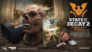 State of Decay 2 Collector's Edition doesn't include the ...