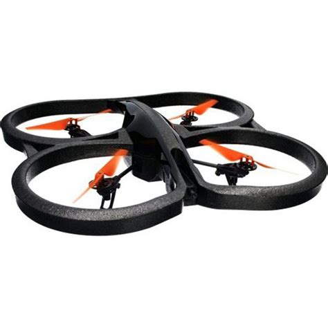 parrot ardrone  power edition quadricopter blackred unique gifts thehutcom