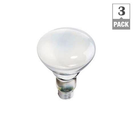 philips 65 watt incandescent br30 indoor flood light bulb