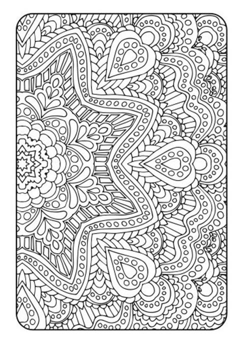 adult coloring book art therapy volume  printable
