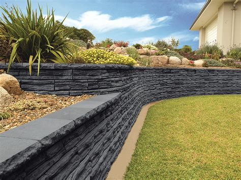 garden ideas with retaining wall realestate au