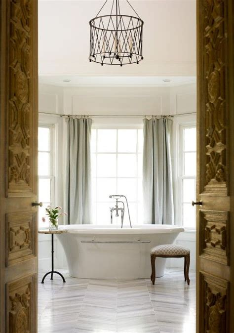 Spa Type Bathrooms by Benjamin Sea Pearl Color Inspiration Neutrals
