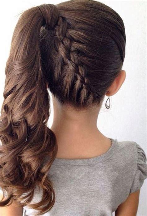 fancy  girl braids hairstyle hair style easy