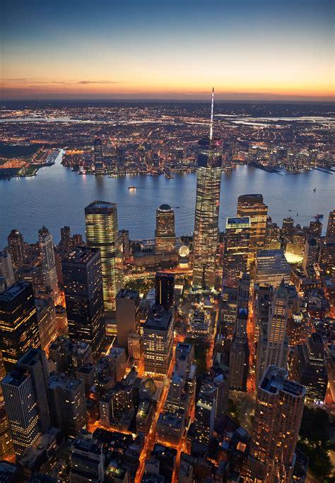 The Daily Edit  Cameron Davidson  New York City Aerials