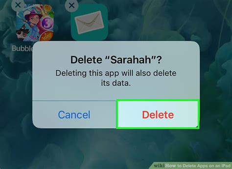 how to delete apps on an 11 steps with wikihow