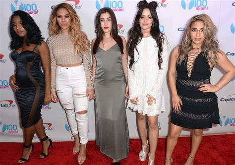 Fifth Harmony Camila Cabello Leaves Group Extratv