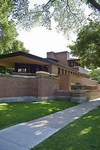 Frank Lloyd Wright Architektur : frank lloyd wright robie house constructed beauty pinterest ~ Orissabook.com Haus und Dekorationen