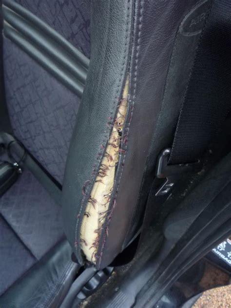 reparation siege voiture comment reparer un siege de voiture