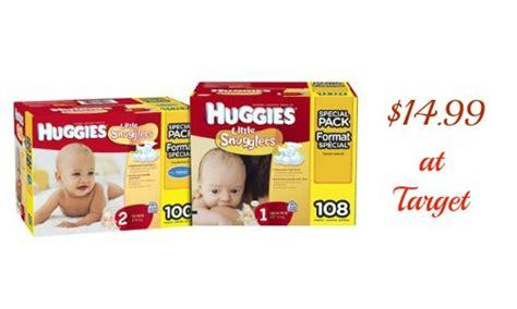26016 Huggies Diapers Coupons Target by Huggies Coupon 14 99 At Target Southern Savers