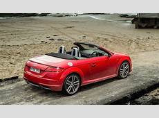 2016 Audi TT Roadster Review CarAdvice