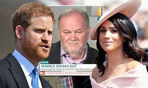 Meghan and Harry will respond to Thomas Markle interview ...