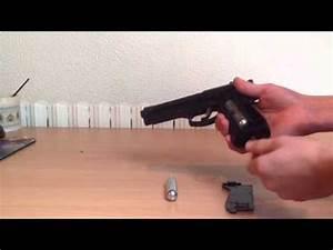 Vidéo De Pistolet : changer la cartouche de gaz recharger son pistolet plombs youtube ~ Medecine-chirurgie-esthetiques.com Avis de Voitures