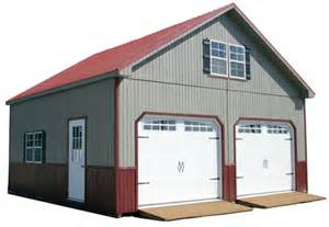 10x12 Gambrel Storage Shed Plans by Rocky Mountain Structures Llc