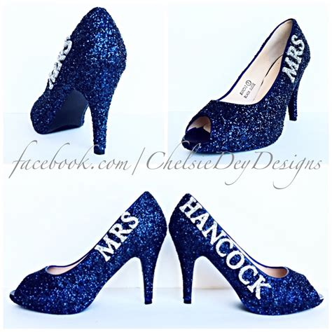 blue and silver heels heels zone