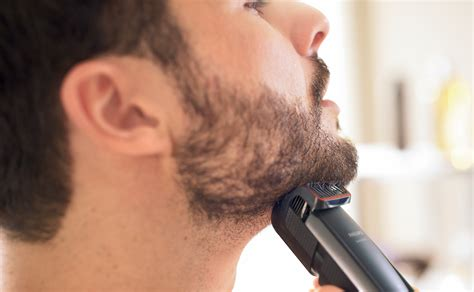 philips beardtrimmer series stubble trimmer precision cordless
